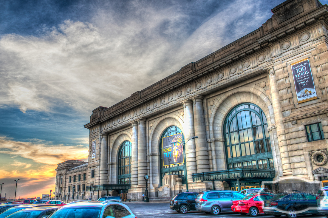 Union Station HDR April 2014