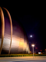 Kauffman Center for the Performing Arts - Night