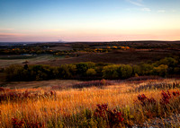 Wabaunsee County overlook
