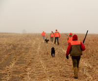 Wakeeney 2010 November Pheasant Hunt