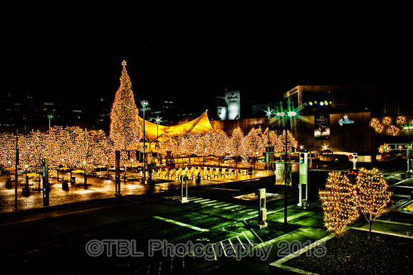 TBL Photography | Christmas Lights KC | Christmas lights downtown ...