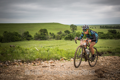 TBL Photography: 2015 Dirty Kanza 200 - MM 116 Hill &emdash; 591A0670
