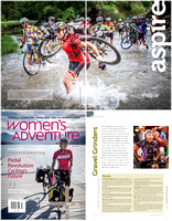 Women's Adventure Mag Fall 2014