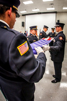 Honor Guard Training Clinic 2015