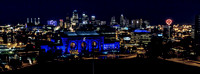 Kansas City Showing it supports the 2014 Kansas City Royals